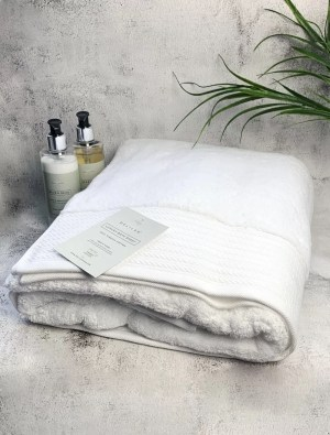 Luxury 100% Turkish Cotton Bath Sheet by Delilah Chloe, Bath & Body Luxuries