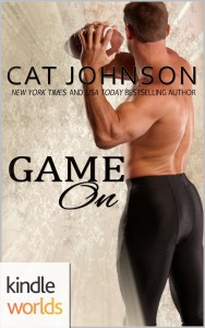 Game On Cat Johnson