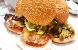 Minihamburguesas