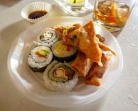 Sushi y más