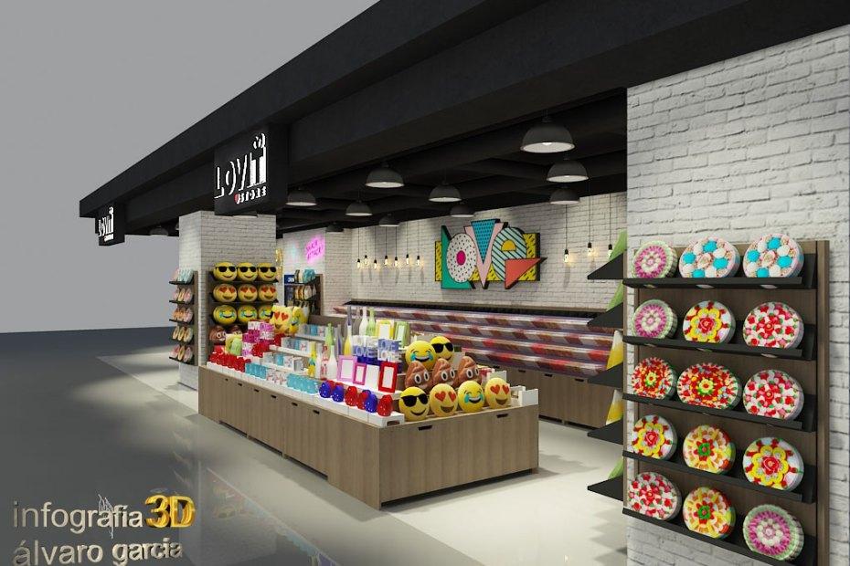diseño interiores 3d