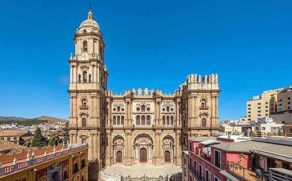 Render 3D Málaga