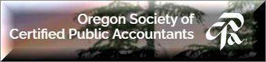 OSCPA - Oregon Society of Certified Public Accountants.