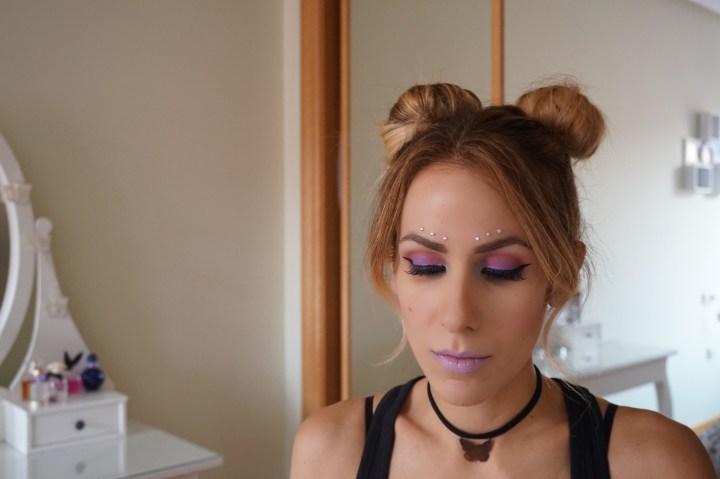 Review: Pigmento de Nyx Cosmetics