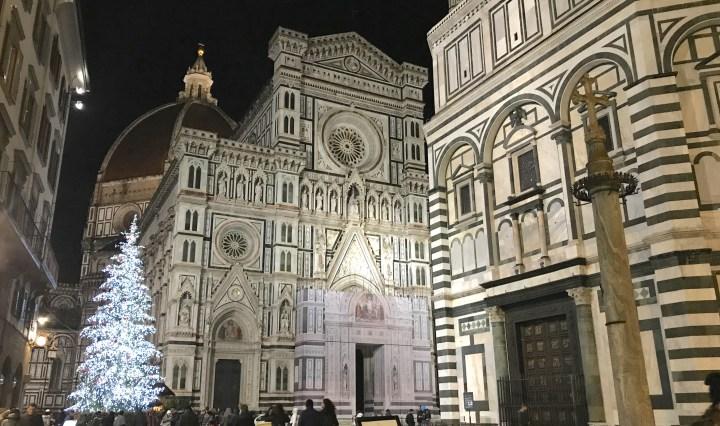 Florencia en invierno