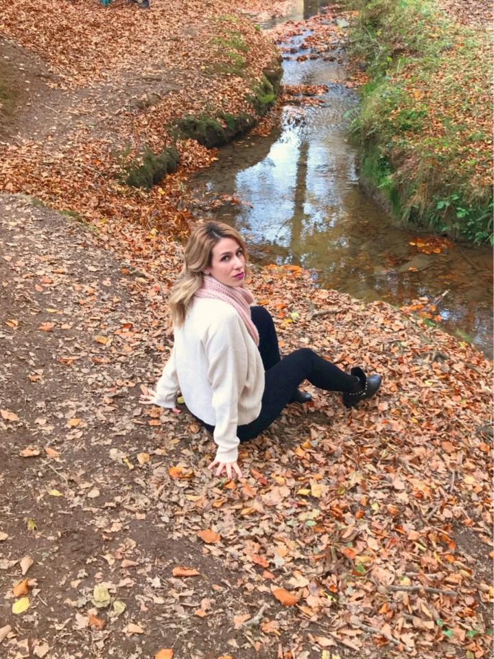Cómoda en otoño