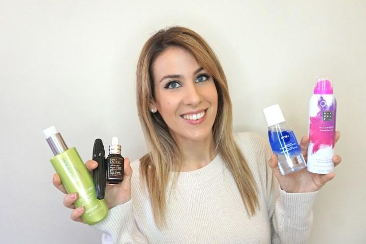 Favoritos de noviembre: cosmética y maquillaje