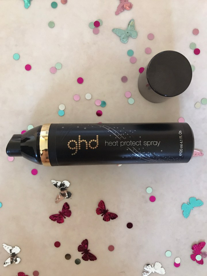 Heat Protect Spray de GHD