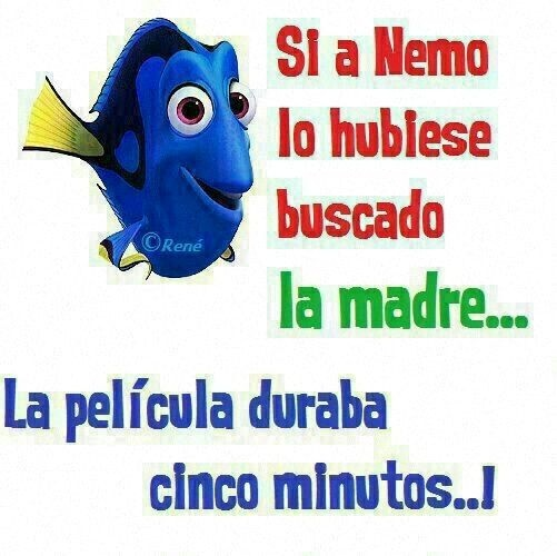nemo´s mother