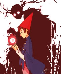 Arte: http://www.deviantart.com/art/Take-the-Lantern-Boy-550141568