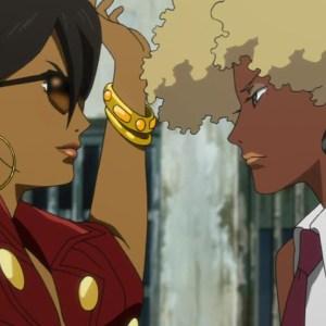 Os personagens não brancos dos animes