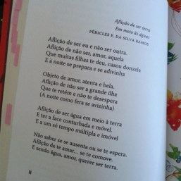 Da poesia Hilda Hilst