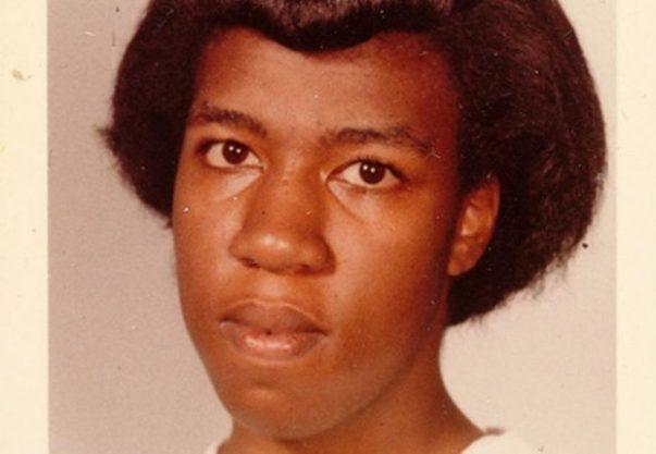 Octavia Butler durante a adolescência