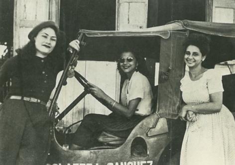 mulheres da América Latina
