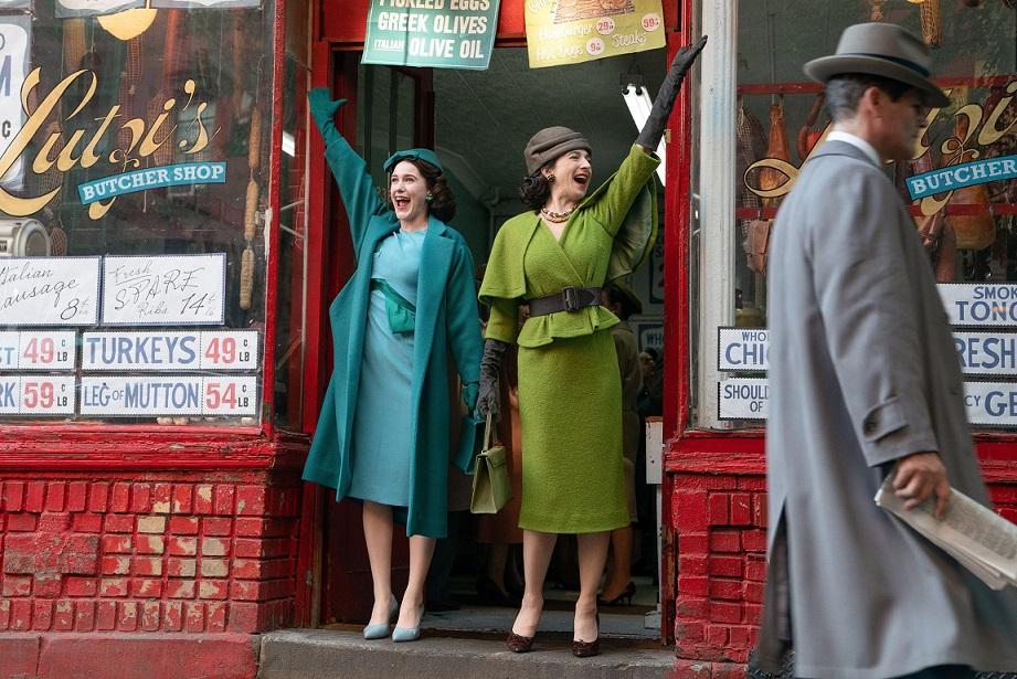 """[SÉRIES] O potencial das maravilhosas coadjuvantes em """"The Marvelous Mrs. Maisel"""""""