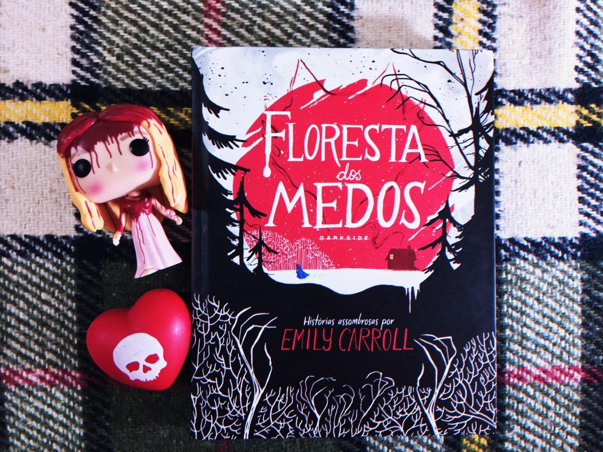 [QUADRINHOS] Floresta dos Medos: contos góticos sobre assombrações reais que nos cercam