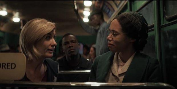 Rosa Parks em Doctor Who