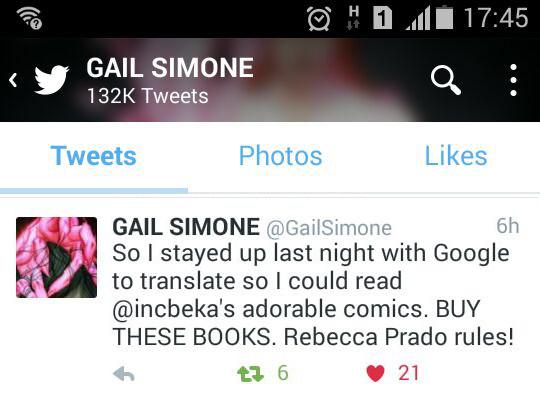 Tweet Gail.