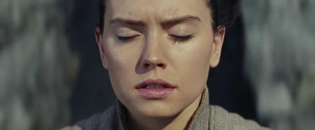 """Rey em """"O Despertar da Força"""""""