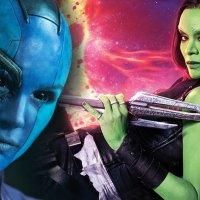 Nebula e Gamora: trauma e superação pelas irmãs mais letais da Galáxia
