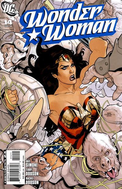 Wonder Woman, Gail Simone
