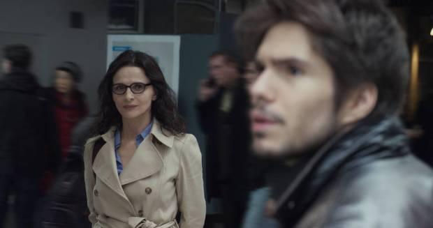 Claire (Juliette Binoche) e Alex (François Civil)