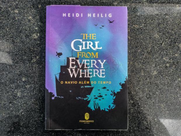 The Girl From Everywhere - O Navio Além do Tempo