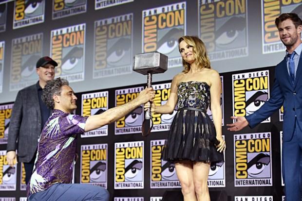 Nova Thor (Natalie Portman)