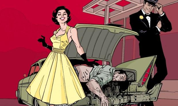 Lady Killer, Joëlle Jones, Darkside Books