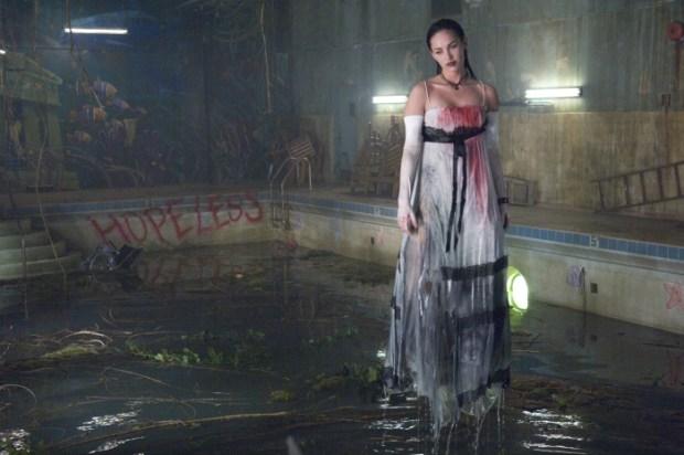 Megan Fox em Garota Infernal