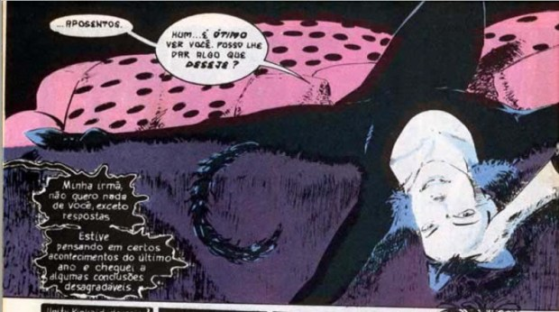 Desejo em Sandman