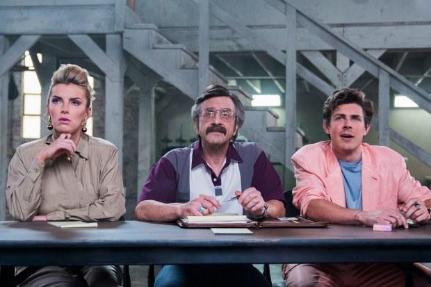 Debbie, Sam e Bash