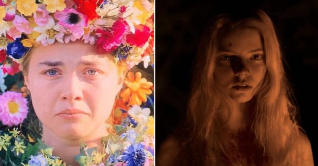 A Bruxa, Midsommar e personagens femininas em busca de vingança