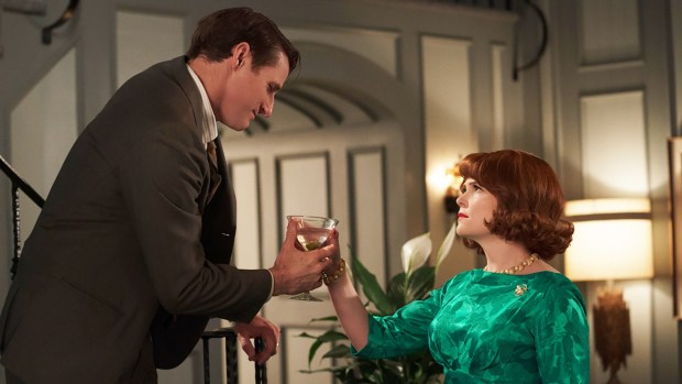"Rob Stanton (Sam Jaeger) e Beth Ann em cena de ""Why Women Kill"""
