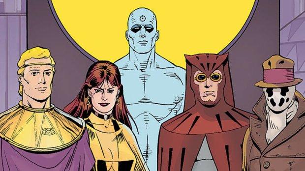 Watchmen - Alan Moore e David Gibbons