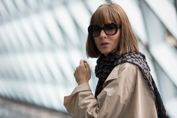 Cate Blanchett em Cadê Você, Bernadette? (2019) crítica