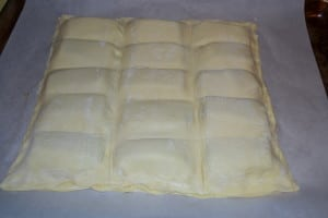 Pastelitos De Guayaba Y Queso (Guava and Cheese Puff Pastries)