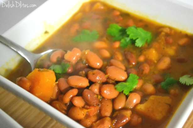 Habichuelas Guisadas (Puerto Rican Stewed Beans) | Delish D'Lites