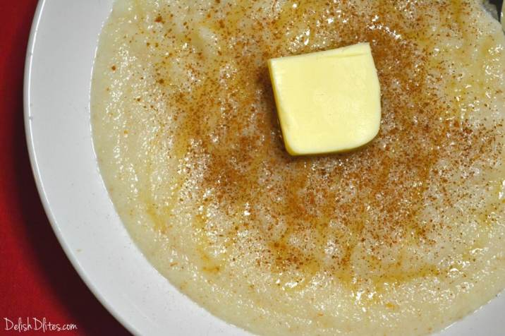 Crema De Farina (Puerto Rican Cream of Wheat) | Delish D'Lites