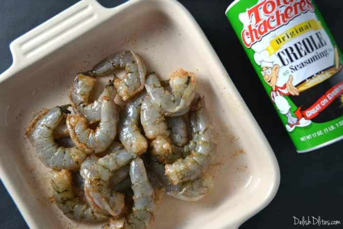 Blackened Shrimp Po' Boys   Delish D'Lites