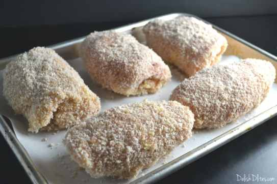Jalapeno Popper Stuffed Chicken | Delish D'Lites