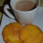 Colombian Arepuelas (Fried Arepas with Anise Seeds)