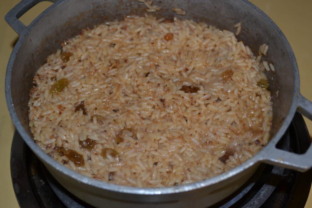 Colombian Arroz Con Coco (Coconut Rice) | Delish D'Lites