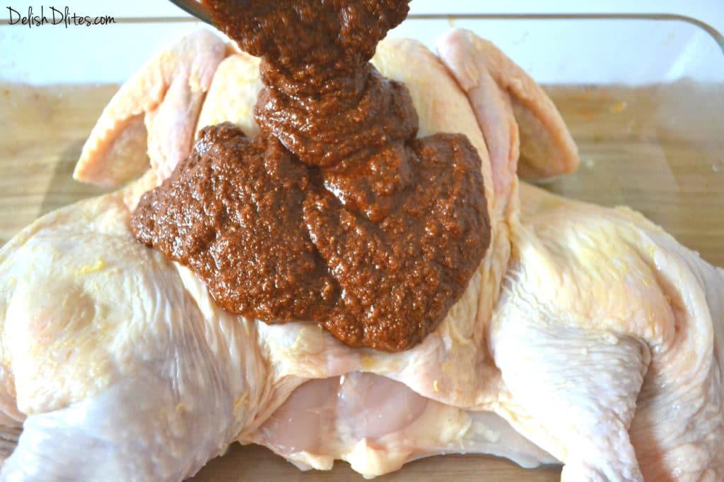 Pollo A La Brasa Peruvian Rotisserie Chicken Delish D Lites