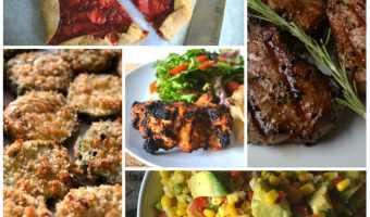 Five Fab Summer Recipes