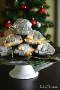 Puerto Rican Pasteles De Yuca   Delish D'Lites