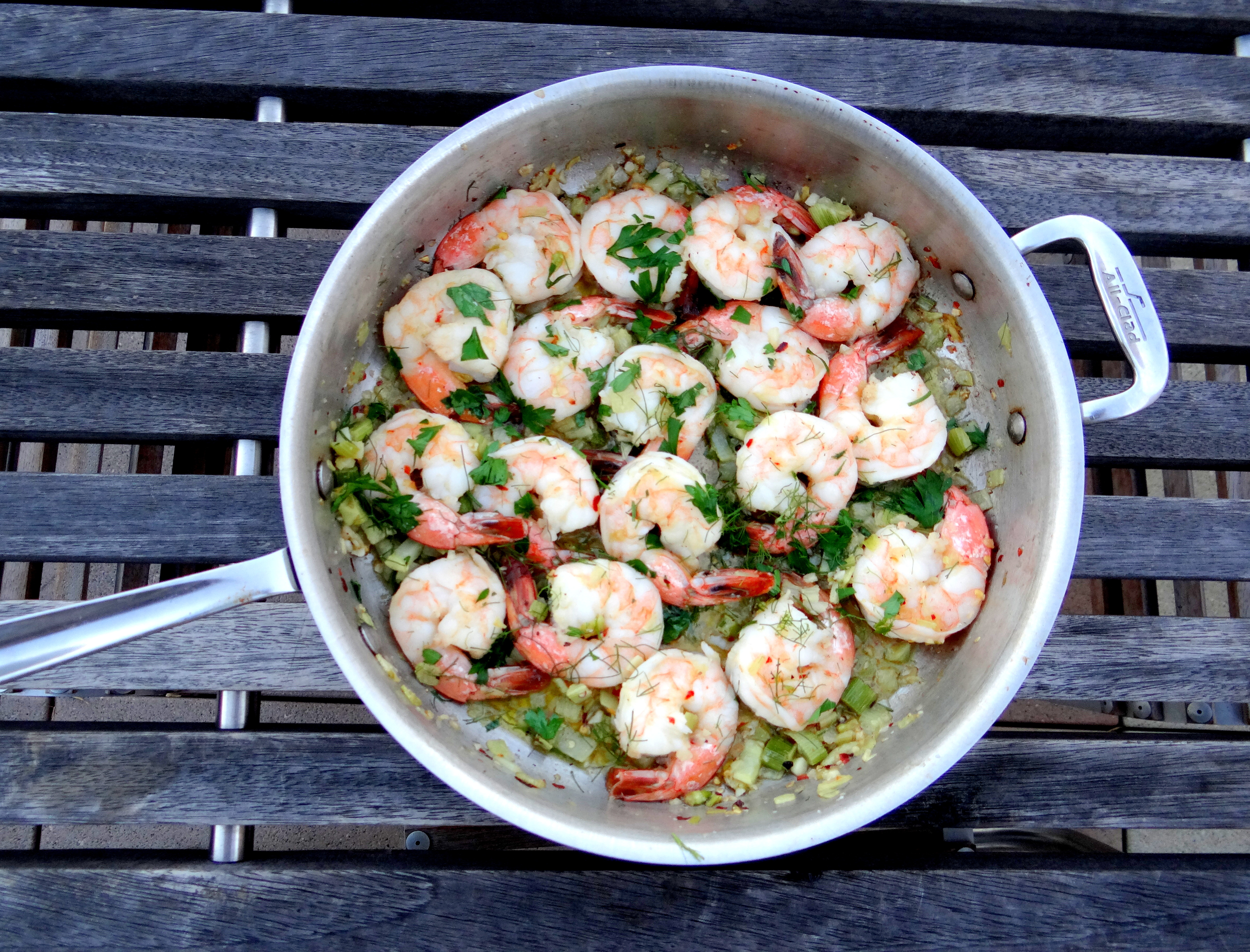 Barefoot Contessa Garlic Shrimp