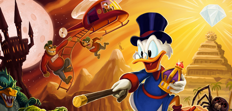 DuckTales: Remastered to be delisted August 8th