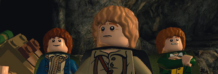 Two LEGO Lord of the Rings titles return on Steam