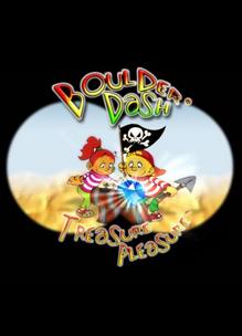 Boulder Dash: Treasure Pleasure